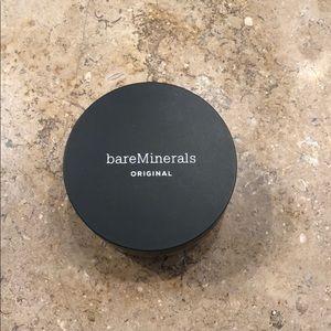 bareMinerals Makeup - BareMinerals original foundation - medium